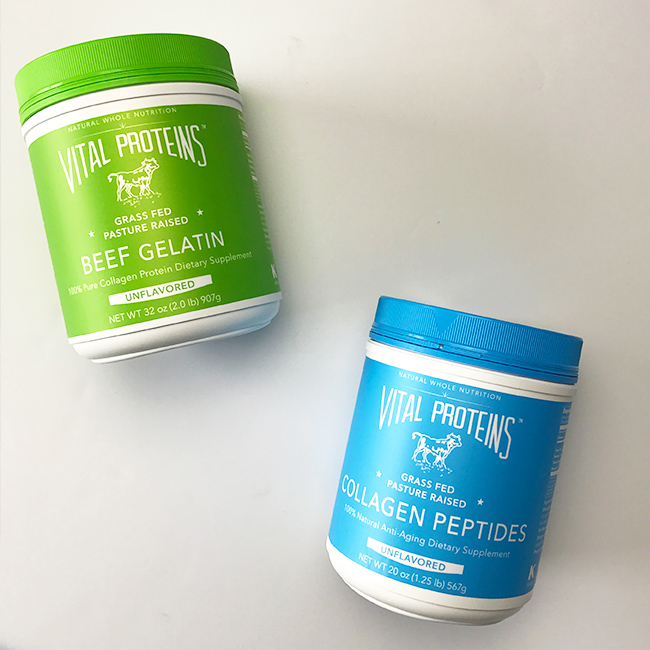 Vital Proteins Gelatin and Peptides 2